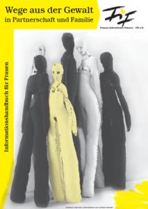 """Handbuch """"Häusliche Gewalt"""""""