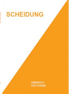 """Handbuch """"Trennung und Scheidung"""""""