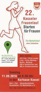 22 Kasseler Frauenlauf